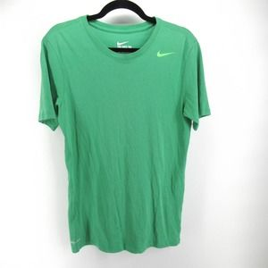 Nike Tee Athletic Cut T Shirt Short Sleeve Dri Fit